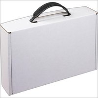 Custom Die Cut Briefcase Type Box