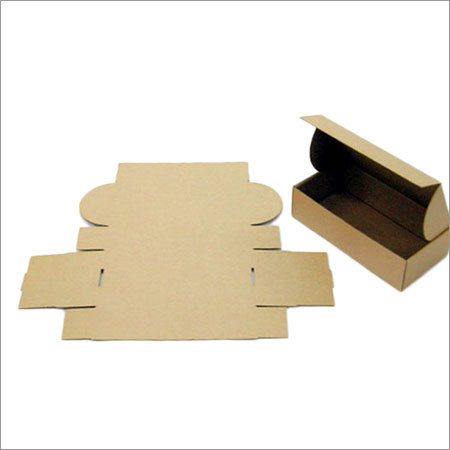 Die Cut Folding Box