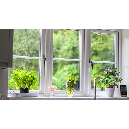 Casement Window With Fix
