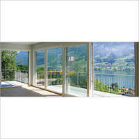 Sliding Door Partition