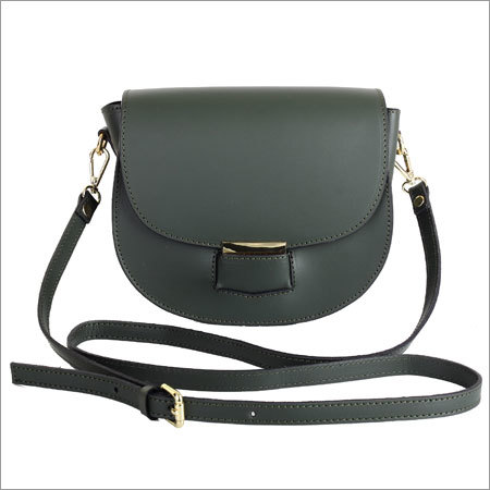 Italian Leather Cross Body Bag