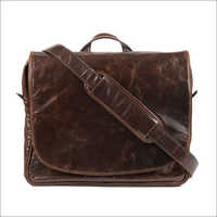 Wynn Leather Mail Bag