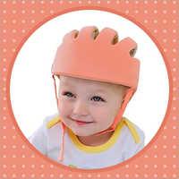Adjustable Baby Safety Helmet