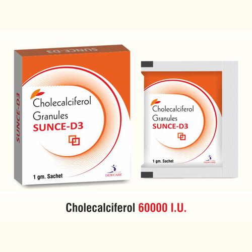 Cholecalciferol (60000 IU)
