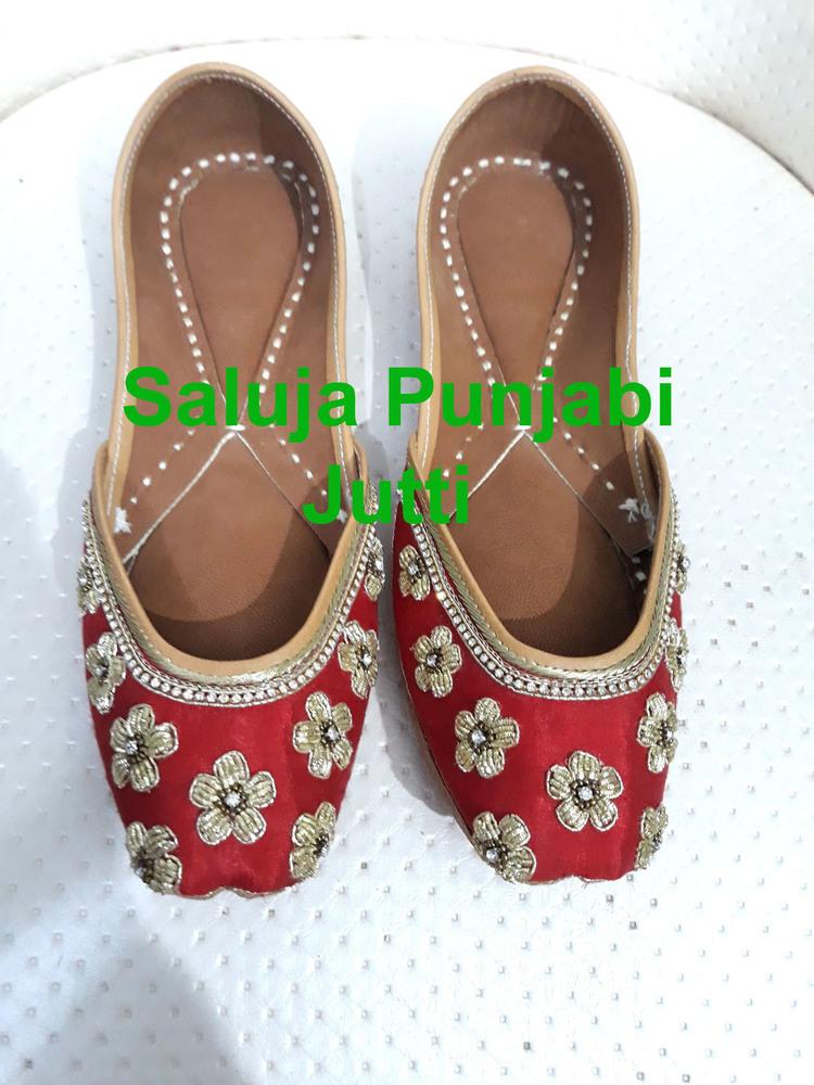 Latest Punjabi Jutti