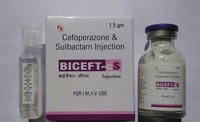Cefoperazone And Sulbactam Injection