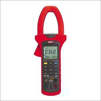 Power And Harmonics Clamp Meters