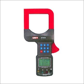 Large Jaws Leakage Current Clamp Meters