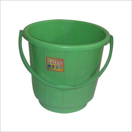 Plastic Green Bucket