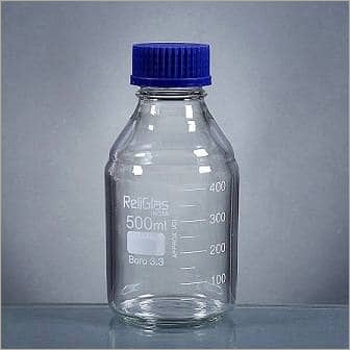 02.221 Reagent Bottle, with Screw Cap