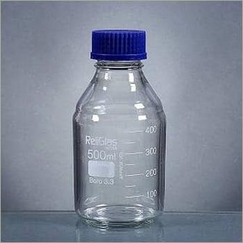02.221 Reagent Bottle, with Screw Cap