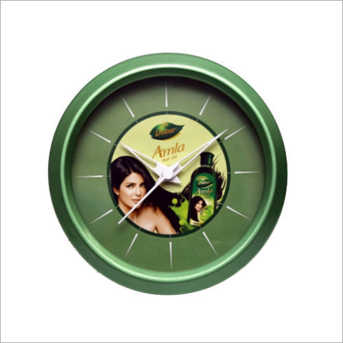 Amla Round Table Clock