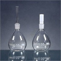 N-233 Specific Gravity Bottles, with NABL Certificate