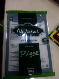 packaging for pulses