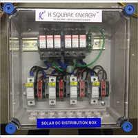 4 in 4 Out Solar DCDB  Box