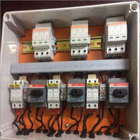 3 in 3 Out Solar String Combiner Box