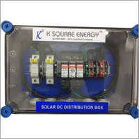 3 KW Solar DC Distribution Box