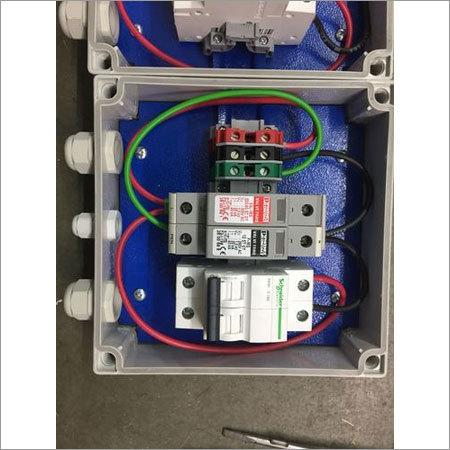 Single Phase AC Distribution Box