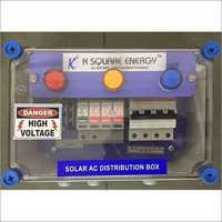 Three Phase Solar ACDB