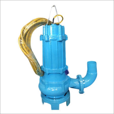 10 HP Submersible Sewage Pump