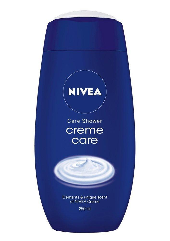 "NIVEA CrA A""me Care Shower Gel"
