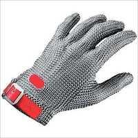Chain Mash Hand Gloves
