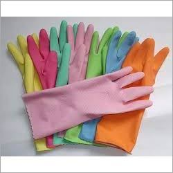 House Hold Gloves Rubber