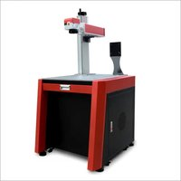 Metal Steel Laser Marking Machine