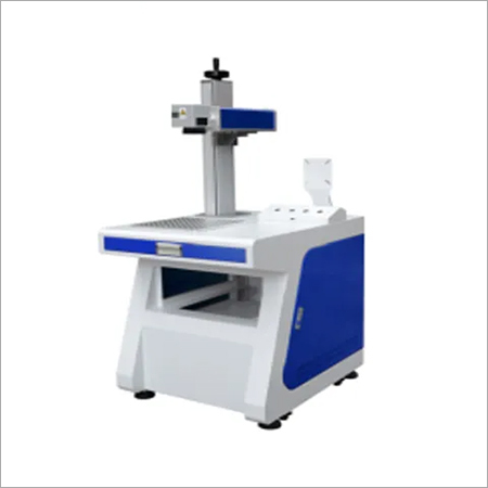 Bike Parts Laser Marking Machine