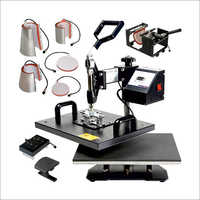 Okoboji Sublimation Combo Heat Press XY-008A-8in1