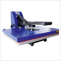 Okoboji Sublimation Heat Press High pressure