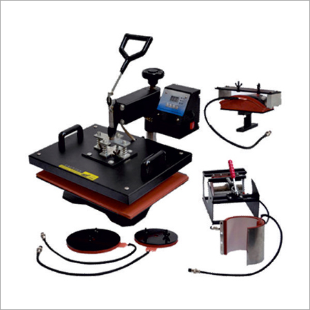 Sublimation Combo Heat Press XY-008A-6in1