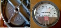 Dwyer 2000-60PA Magnehelic Differential Pressure Gauge
