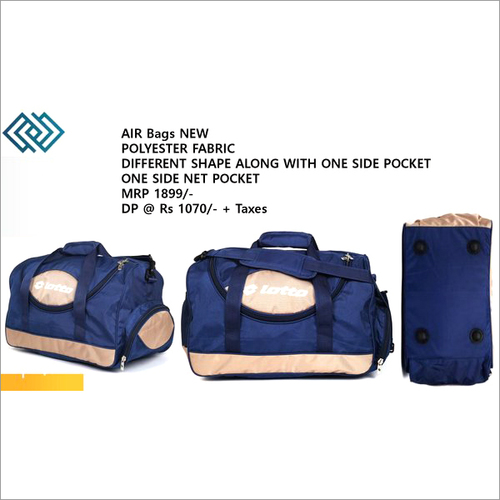 side Pocket Lotto Airbag