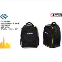 Lotto Light weight Laptop BagMRP 3499