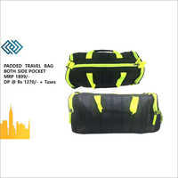 Lotto Padded Travel Bag Mrp 1899