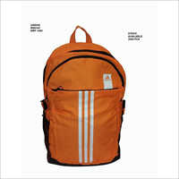 Adidas Back Pack Orange BQ6340