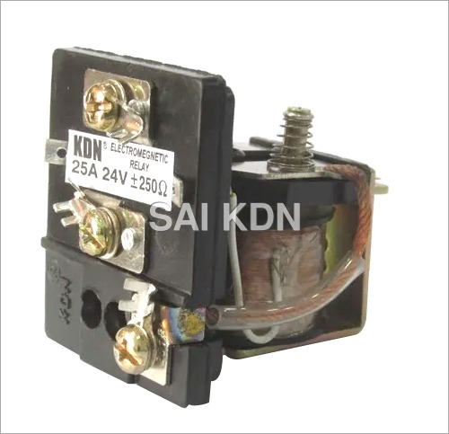 25A 24V Mini Electromagnetic Relay