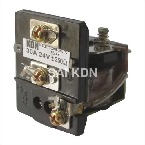 30A 24V Mini Electromagnetic Relay