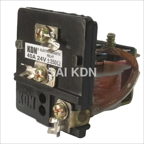 40A 24V Electromagnetic Relay