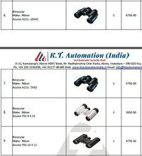 Nikon Aculon A211-8 x 42 Binocular