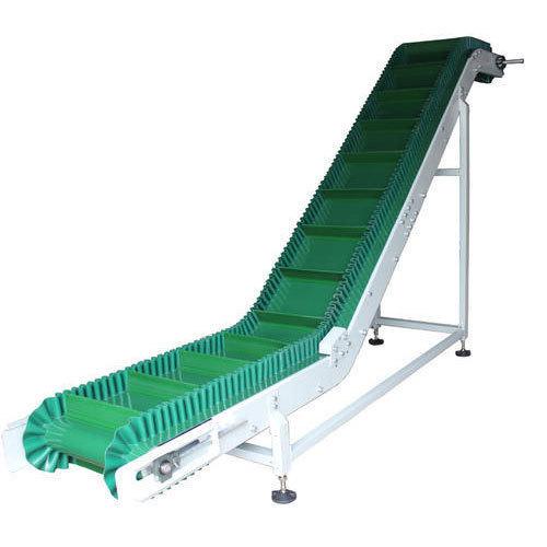 Sidewall Cleated Conveyor