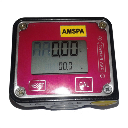 Digital Diesel Oval Gear Flow Meter
