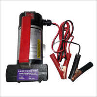 Battery Operated Diesel Transfer Pump