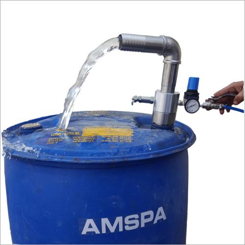 Stainless Steel Pneumatic Barrel Pump