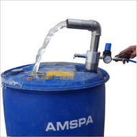 Stainless Steel Pneumatic Barrel Pump