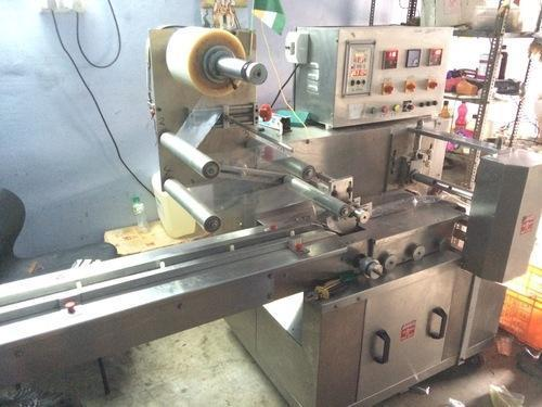 Horizontal Pouch Packing Machine