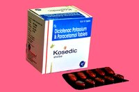 PCD PHARMA IN DICLOFENAC AND PARACETAMOL TABLETS