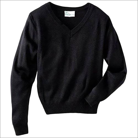 Kids V Neck Sweater