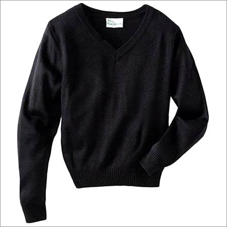 Kids V Neck Sweater